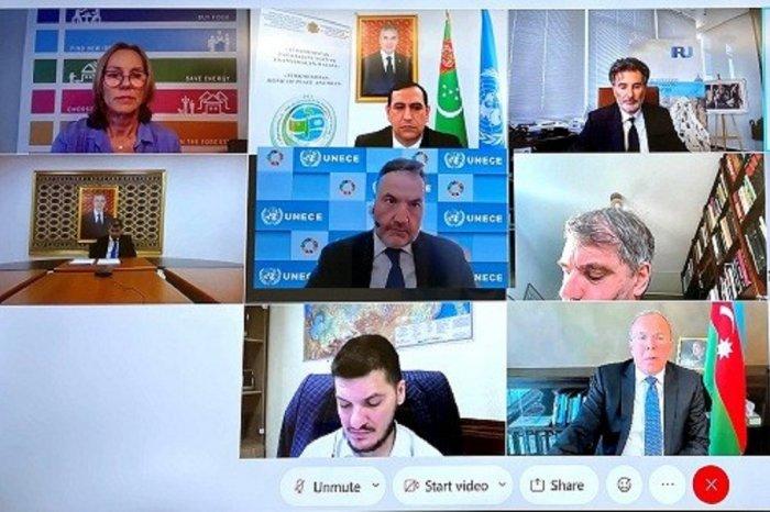 Туркменистан инициировал в ООН обсуждение транспорта и торговли на Каспии в период пандемии