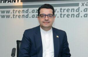 Иран заинтересован в скорейшем возрождении Карабаха – посол Исламской Республики в Баку