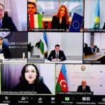 Состоялось первое заседание министров энергетики Тюркского совета
