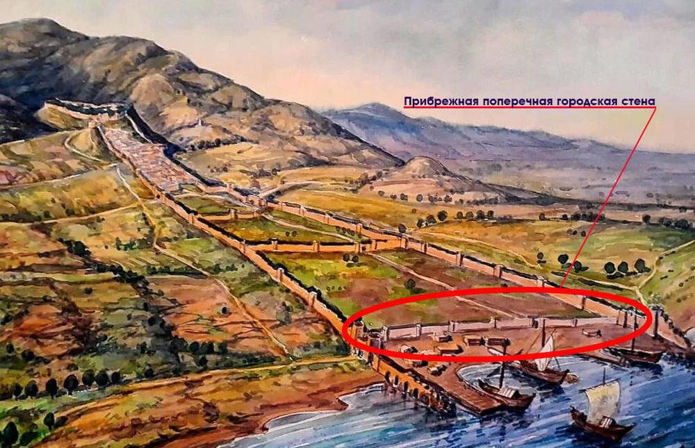 Древний порт в Дербенте и его значение – оценки российских и зарубежных учёных