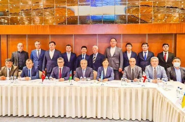 В Стамбуле прошло заседание рабочей группы Международной ассоциации «ТМТМ»