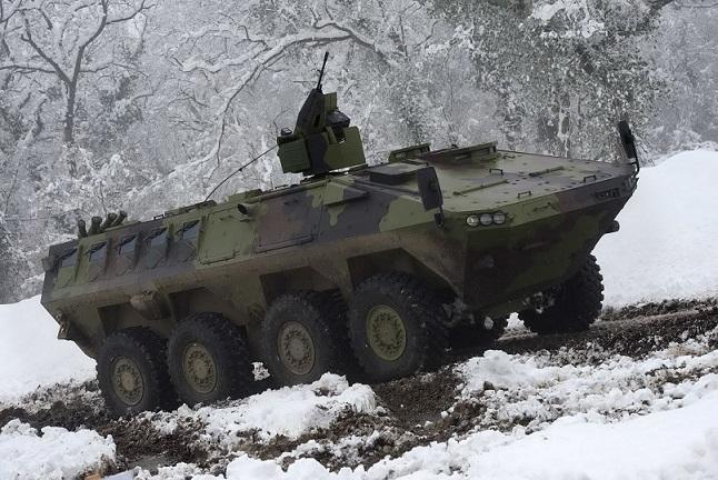 Туркменистан вооружается сербскими бронетранспортерами «Лазар 3»