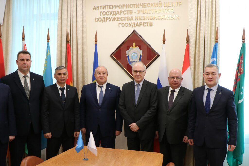 В Москве обсудили антитеррористическое учение стран СНГ «Каспий-Антитеррор-2021»