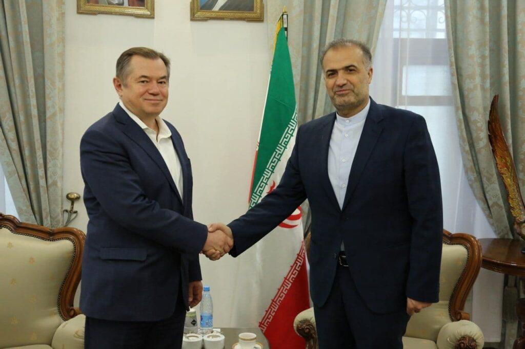 Представители ЕАЭС, Индии и Ирана обсудили перспективы развития отношений