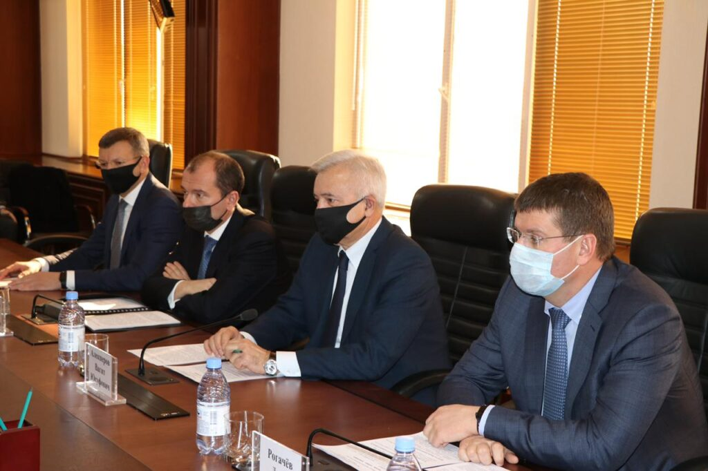 КазМунайГаз и ЛУКОЙЛ освоят месторождение Аль-Фараби на Каспийском море