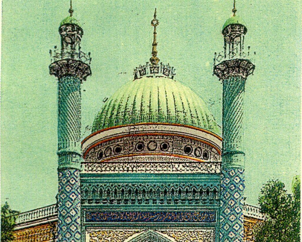 История Ашхабадского храма бахаи