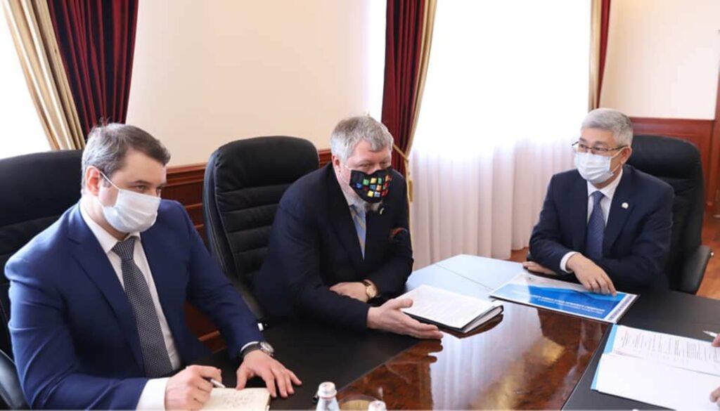 Украинский интерес к прикаспийской Мангистауской области Казахстана
