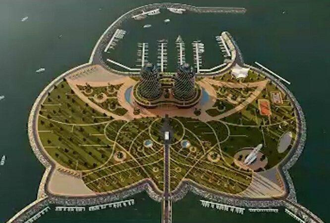 Иран планирует строительство первого искусственного острова в Каспийском море
