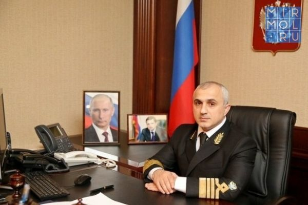 Представитель Росрыболовства в Дагестане об актуальных проблемах Каспия