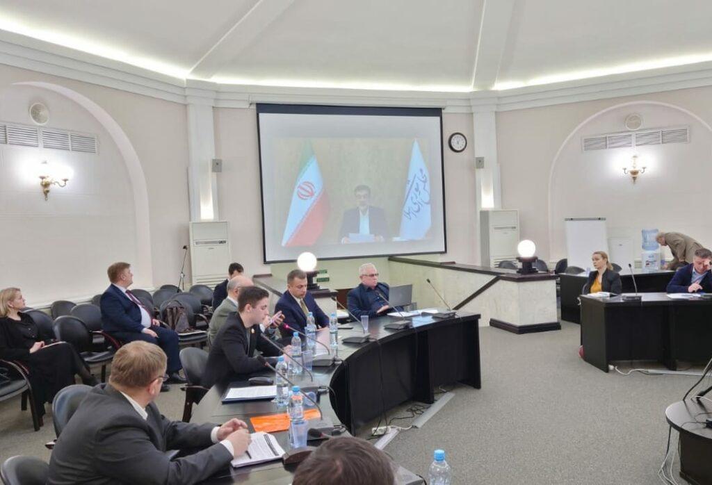 В ТПП РФ прошёл круглый стол «Волжско-Каспийское интеграционное пространство развития»