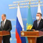 Россия – Казахстан: проведены переговоры двух министров иностранных дел
