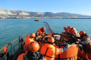 Морская оперативно-спасательная служба может появиться в Казахстане