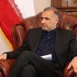 Посол Ирана в России Казем Джалали о перспективах МТК «Север-Юг»