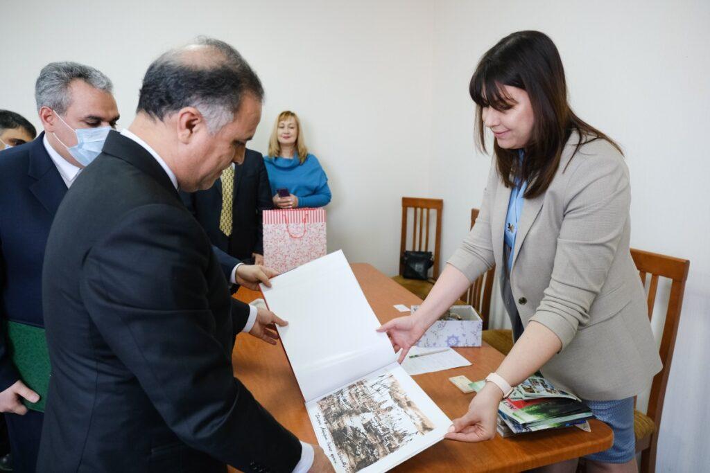 Астраханская область и Иран развивают сотрудничество в сфере культуры и туризма