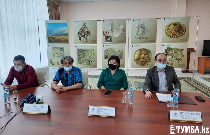 В Мангистауской области Казахстана изучают уникальные археологические памятники