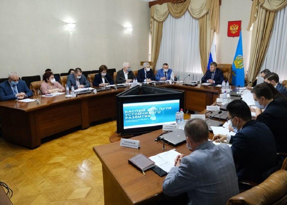 Астраханская область продолжает готовиться к международному форуму «Каспий 2021»