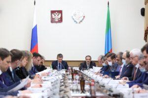 Министр экономического развития РФ Максим Решетников о потенциале Каспийского региона