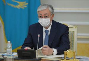 Президент Казахстана провел совещание по вопросам развития прикаспийской Атырауской области
