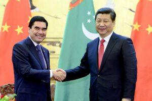 Си Цзиньпин готов обсудить с Гурбангулы Бердымухамедовым продвижение сотрудничества