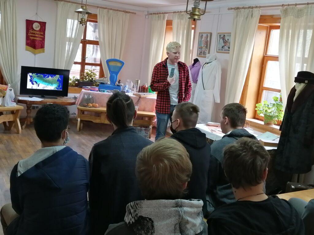 В Астрахани в Доме купца Тетюшинова состоялась  лекция «Загадка Волжской Атлантиды»