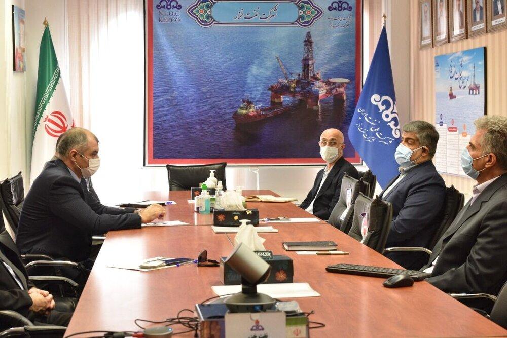 Тегеран и Ашхабад обсуждают расширение сотрудничества в нефтяной сфере