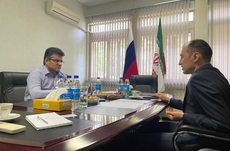 Российские компании заинтересованы в сотрудничестве с Ираном – глава Торгпредства РФ в ИРИ
