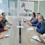 Президент Совместной ирано-российской торговой палаты посетил ОЭЗ «Лотос» в Астрахани