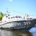 Пограничная флотилия Казахстана на Каспии пополнится новым кораблём «Туркестан»