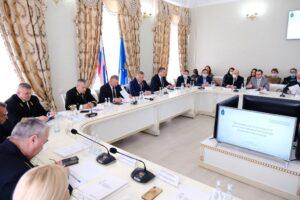 В Астрахани при участии главы Росморречфлота прошло заседание Морского Совета
