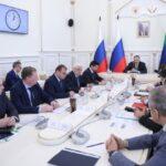 Правительство Республики Дагестан рассмотрело итоги работы  Махачкалинского порта