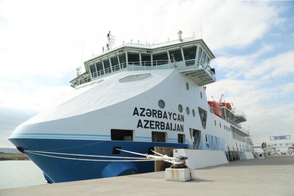 У Азербайджана появились новые возможности по транзиту грузов на Каспии