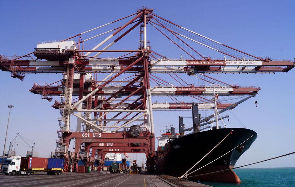 Иран модернизирует инфраструктуру морских портов на каспийском побережье
