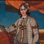 В Москве открылась выставка «Роскошь заката: Иран эпохи Каджаров»
