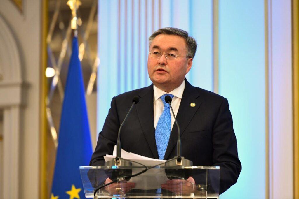 В Брюсселе состоялись мероприятия в формате «Республика Казахстан – Европейский Союз»