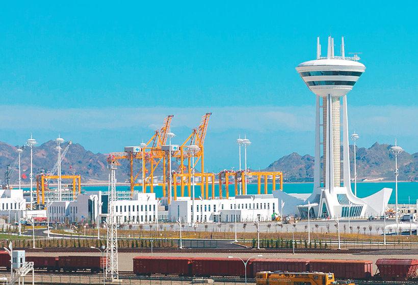 Туркменистан и Иран намерены нарастить транспортное сотрудничество на Каспии