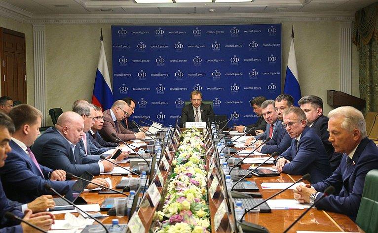 Астраханская область может приобрести статус приоритетной геостратегической территории