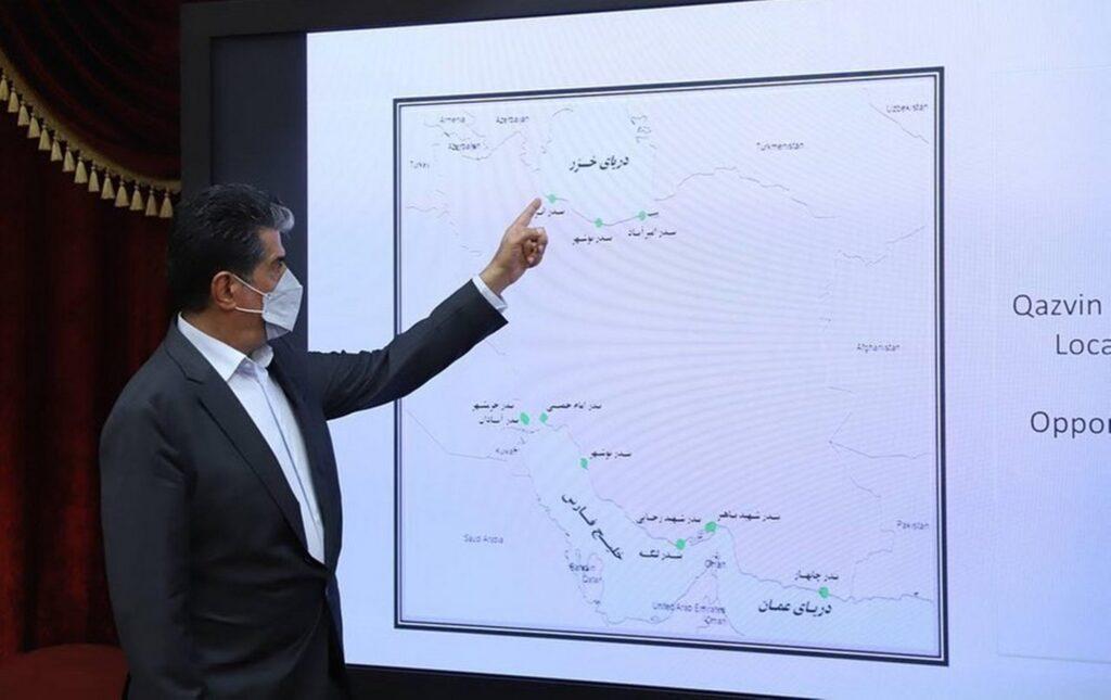 Иранская провинция Казвин направит инвестиции в Мангистаускую область Казахстана