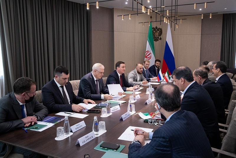 Обсуждены перспективы развития аграрного сотрудничества между Россией и Ираном