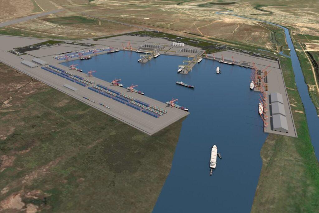 Непосредственные участники проекта о перспективах строительства порта в Калмыкии