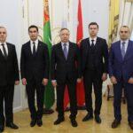 Россия и Туркменистан осваивают новые варианты транспортировки грузов