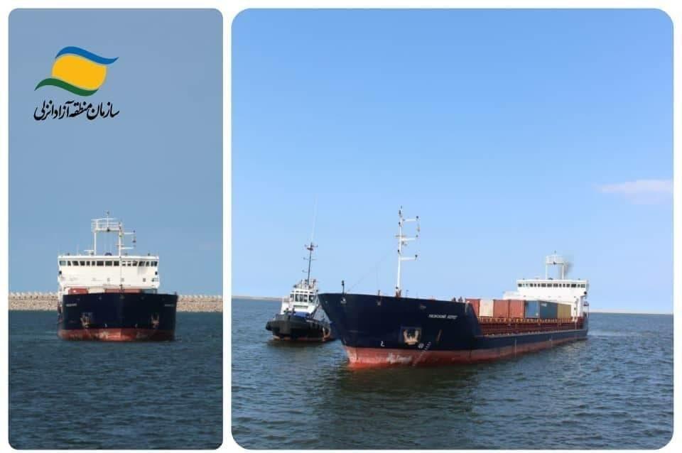 Роль иранского порта «Каспиан» в логистике проекта «Один пояс — Один путь» постепенно возрастает