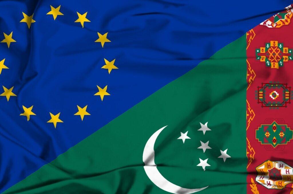 Визит специального представителя Европейского Союза по Центральной Азии в Туркменистан