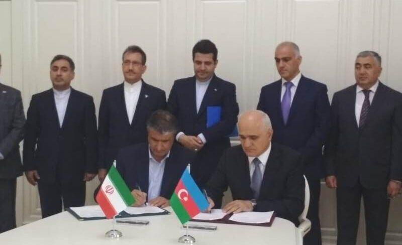 Иран и Азербайджан договорились о совместном строительстве моста через реку Астарачай