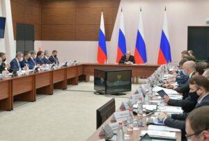 Каспийские аспекты совещания Правительства по вопросам социально-экономического развития СКФО