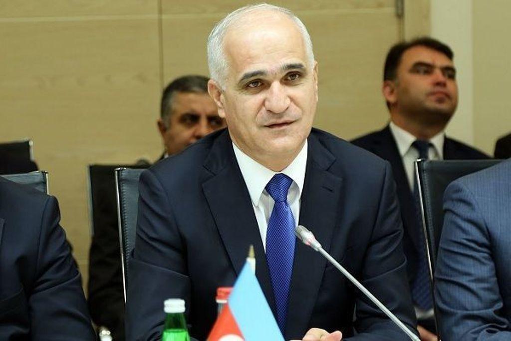 Вице-премьер Азербайджана в рамках ПМЭФ рассказал о приоритетах на Каспии