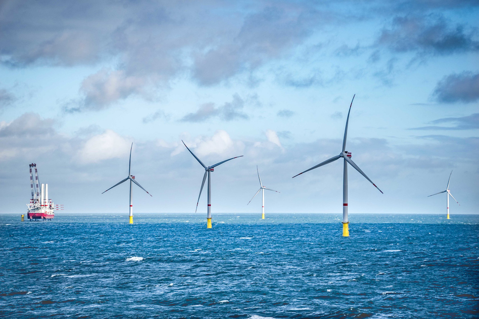 Каспий обладает огромным потенциалом с точки зрения оффшорной ветроэнергетики