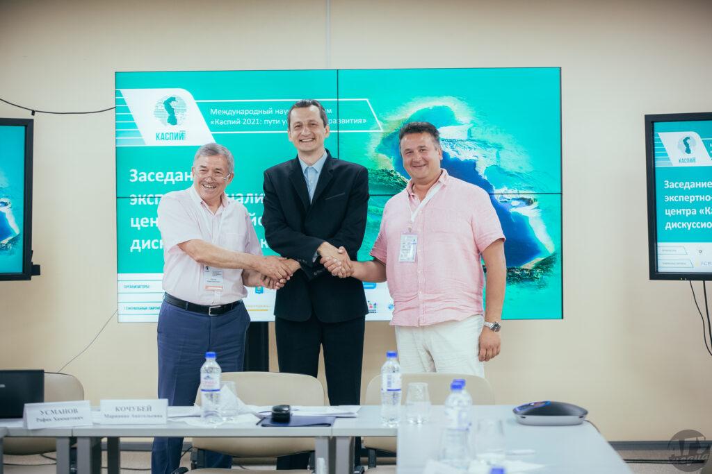 Портал Каспийский вестник стал соучредителем «Каспийского дискуссионного клуба»