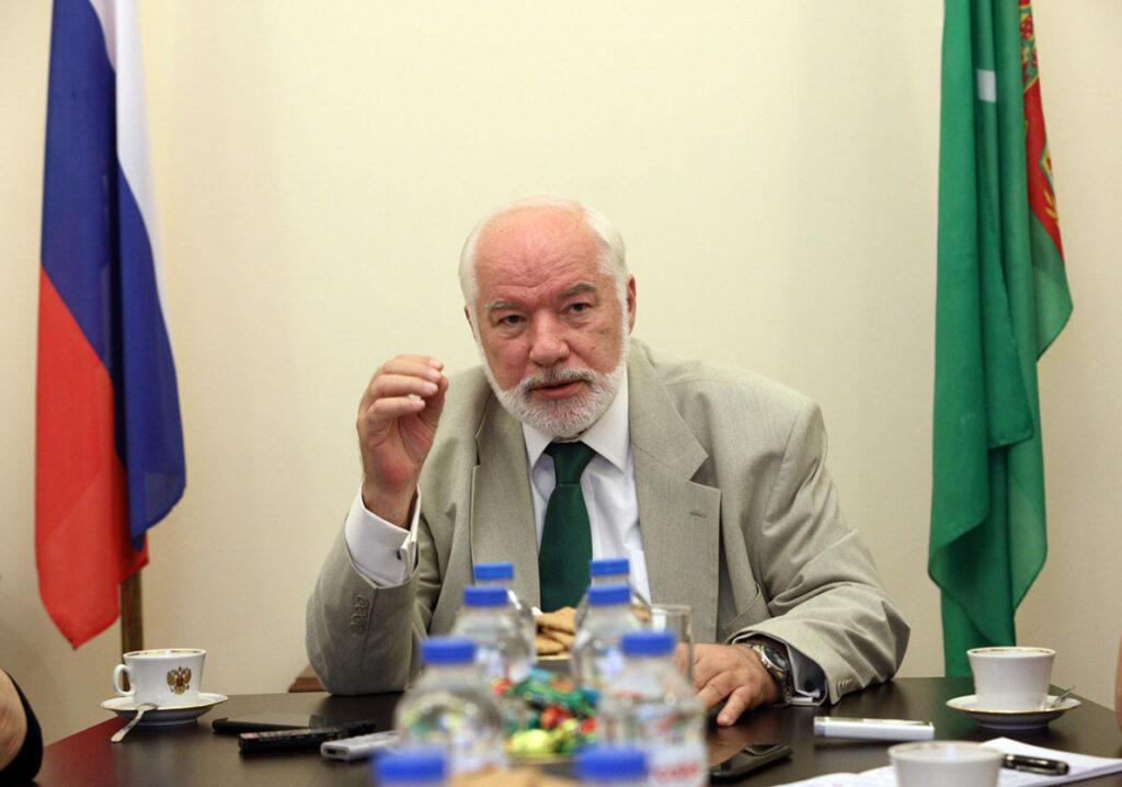 В Ашхабаде состоялась пресс конференция посла Российской Федерации