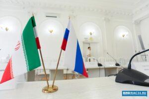В Волгограде обсудили развитие двустороннего сотрудничества регионов России и Ирана