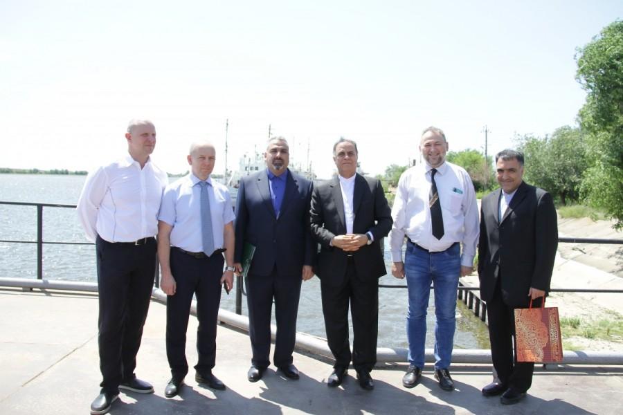 Представители России и Ирана обсудили сотрудничество в сфере аквакультуры